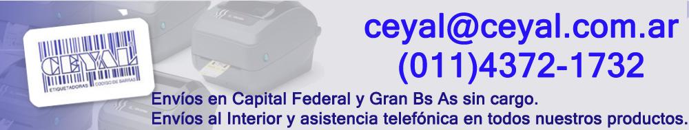 Etiquetas Ceyal - (011) 4372 1732 Argentina