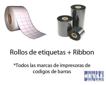 Thumbnail de Rollos de Etiquetas