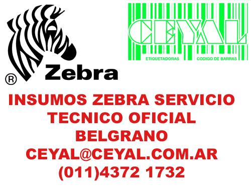 Salta Impresora Zebra Ropa