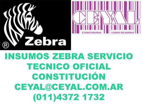 Accesorios Impresoras codigos de barras ZEBRA GX420t