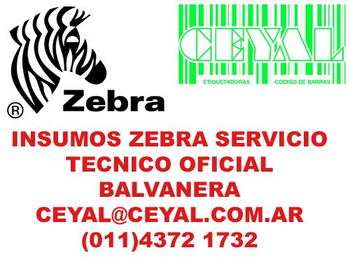 Accesorios de Impresoras Textiles ZEBRA  gk 420