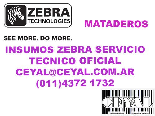Accesorios de Impresoras codigos de barras ZEBRA ZM600