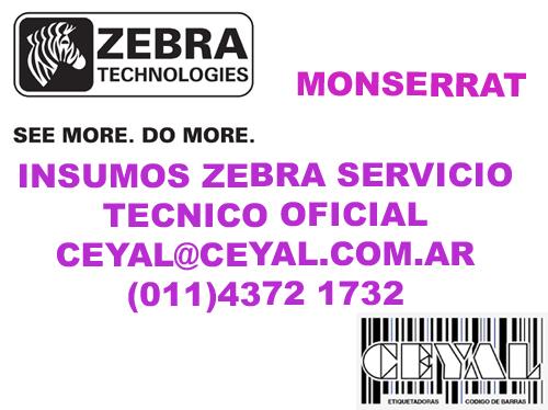 Etiquetado de Ropa (zebra zm400- S4M - Zt230 consumibles)