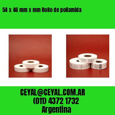 Thumbnail de 54 x 46 mm x mm Rollo de poliamida