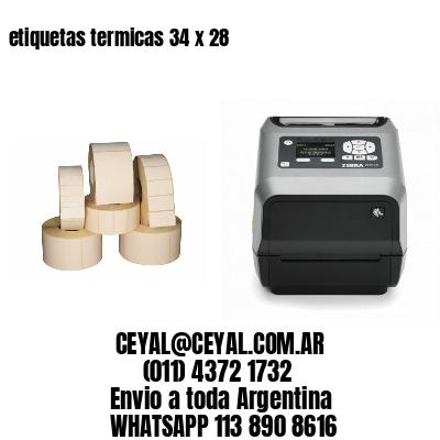 etiquetas termicas 34 x 28