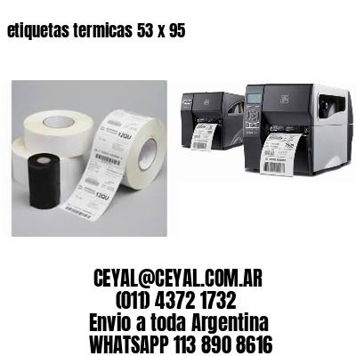 etiquetas termicas 53 x 95