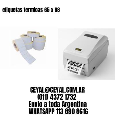 etiquetas termicas 65 x 88