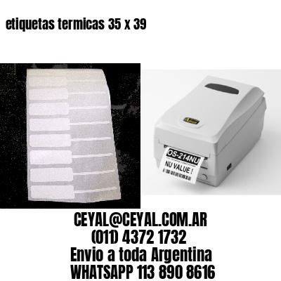 etiquetas termicas 35 x 39