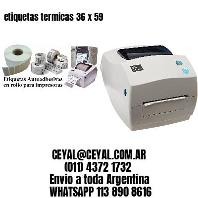 etiquetas termicas 36 x 59