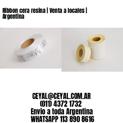 Ribbon cera resina   Venta a locales   Argentina
