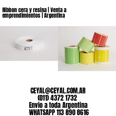 Ribbon cera y resina   Venta a emprendimientos   Argentina