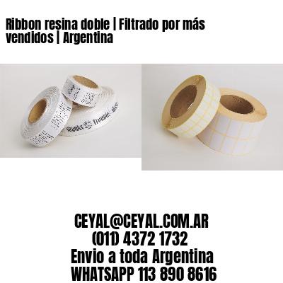 Ribbon resina doble | Filtrado por más vendidos | Argentina