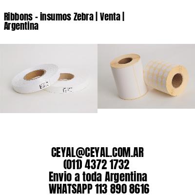 Ribbons - insumos Zebra | Venta | Argentina