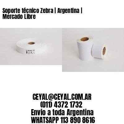 Soporte técnico Zebra   Argentina   Mercado Libre