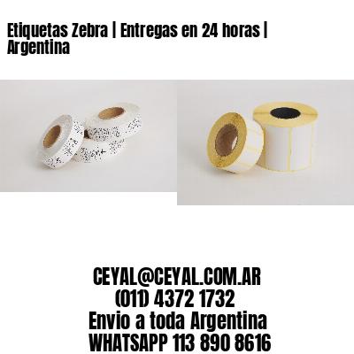 Etiquetas Zebra   Entregas en 24 horas   Argentina