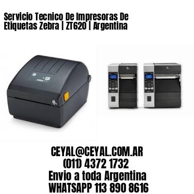 Servicio Tecnico De Impresoras De Etiquetas Zebra   ZT620   Argentina