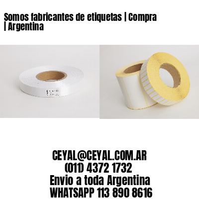 Somos fabricantes de etiquetas   Compra   Argentina